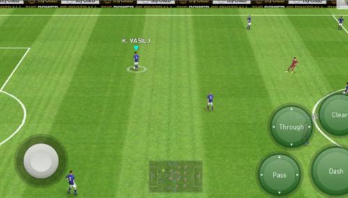 Скриншот для PES 2019 Pro Evolution - 1