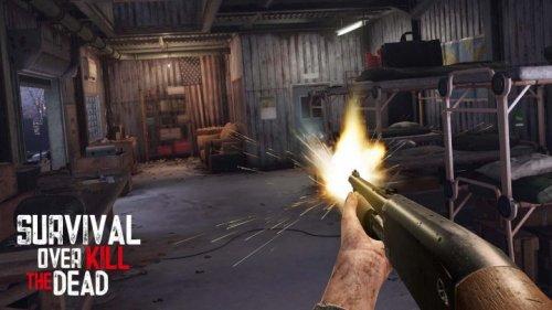 Скриншот для Overkill the dead: survival - 1