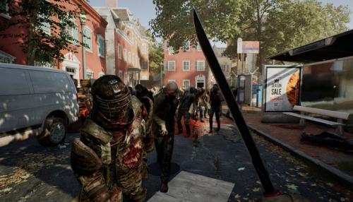 Скриншот для Overkill the dead: survival - 3