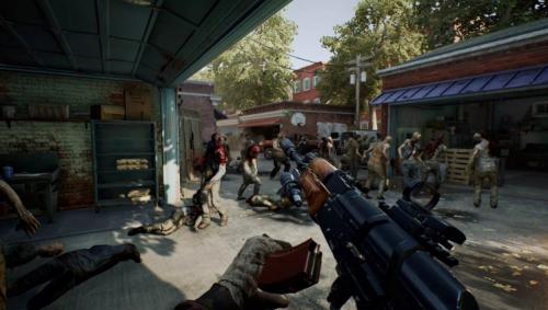 Скриншот для Overkill the dead: survival - 2