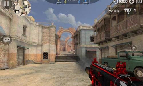 Скриншот для Forward assault - 1