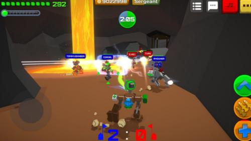 Скриншот для Armored squad: mechs vs robots - 3