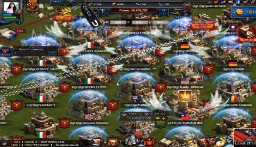 Скриншот для Clash of Kings - 1