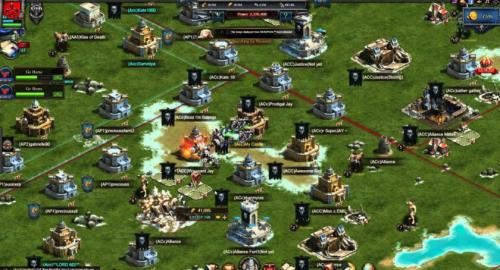 Скриншот для Clash of Kings - 3
