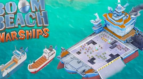 Скриншот для Boom Beach - 3