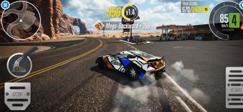 Скриншот для CarX Drift Racing - 3
