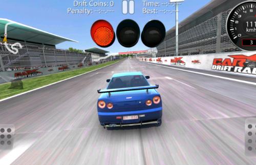 Скриншот для CarX Drift Racing - 1