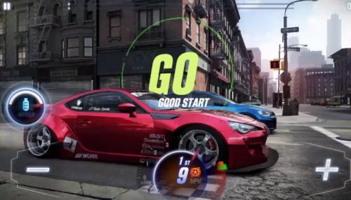Скриншот для CSR Racing 2 - 1