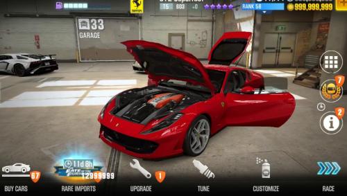 Скриншот для CSR Racing 2 - 2