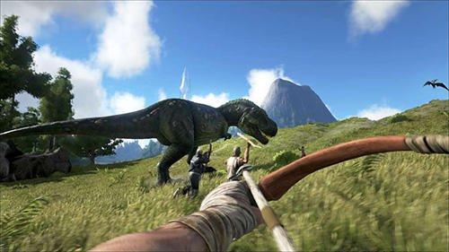 Скриншот для ARK: Survival Evolved - 1