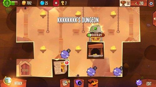Скриншот для King of Thieves - 3