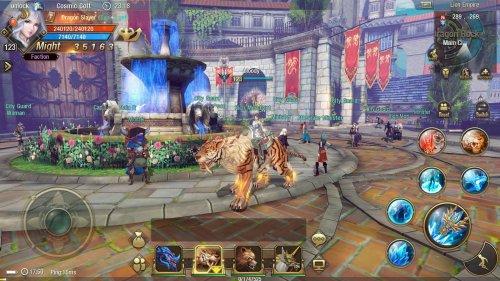 Скриншот для Тайцзи панда 3: Охотник за драконом - 3