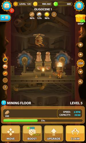 Скриншот для Deep Town - 1