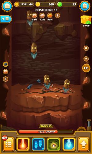 Скриншот для Deep Town - 2