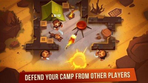 Скриншот для The Last Camp - 1