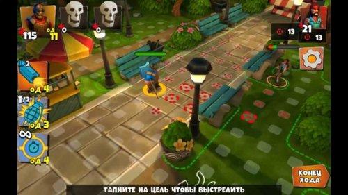 Скриншот для Clones Crusade - 2
