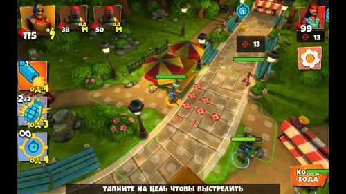 Скриншот для Clones Crusade - 3