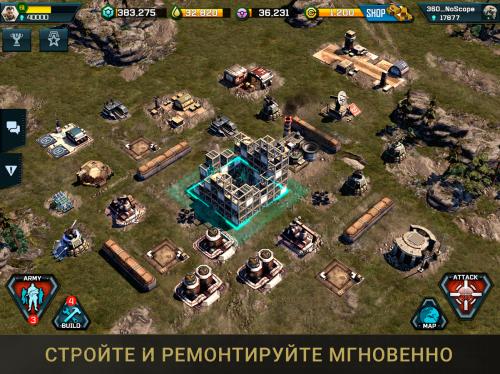 Скриншот для War Commander: Rogue Assault - 2