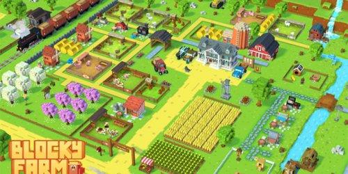 Скриншот для Blocky Farm - 3