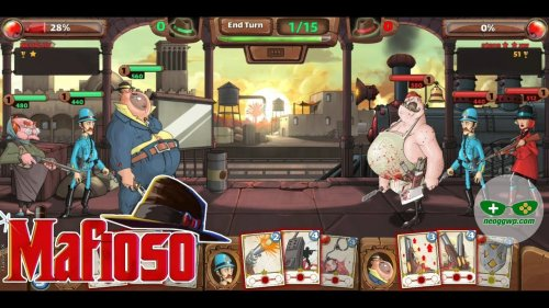 Скриншот для Mafioso: Gangster Paradise - 3