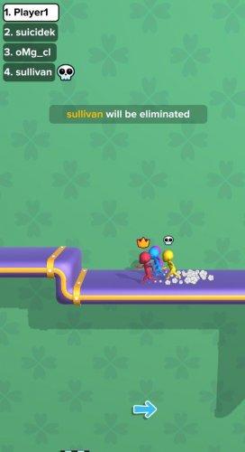 Скриншот для Run Race 3D - 2