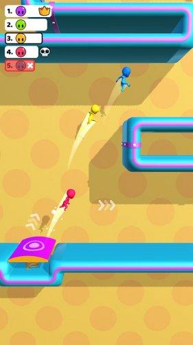 Скриншот для Run Race 3D - 1