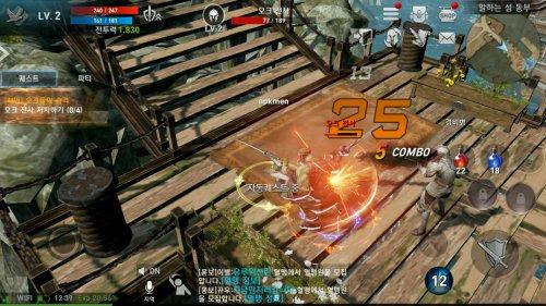 Скриншот для Lineage II Revolution - 3
