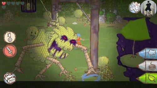 Скриншот для Draw a Stickman: EPIC 2 - 2