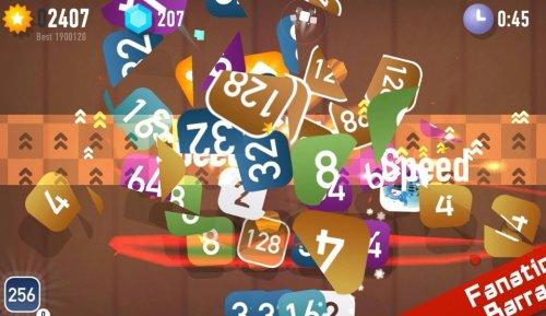 Скриншот для Ninja2048 - 2