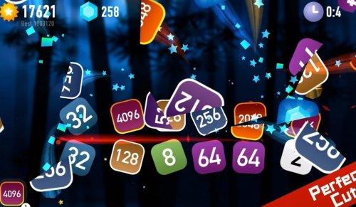 Скриншот для Ninja2048 - 1