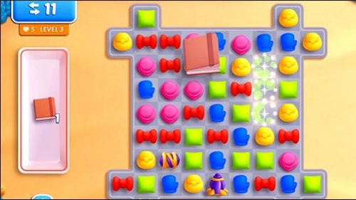 Скриншот для Match Ville - 1
