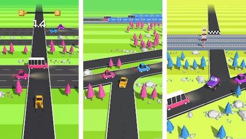 Скриншот для Traffic Run! - 3