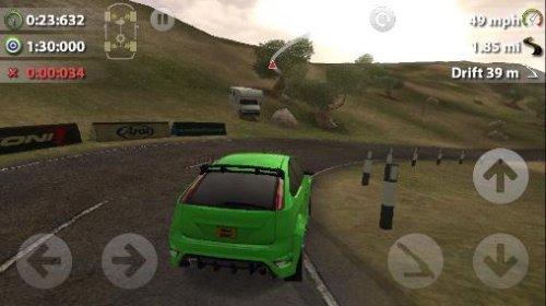 Скриншот для Rush Rally 2 - 1
