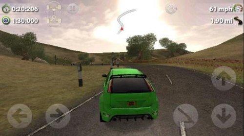 Скриншот для Rush Rally 2 - 2