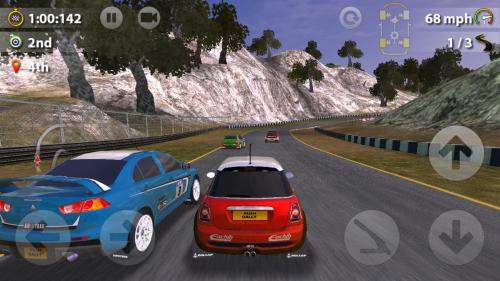 Скриншот для Rush Rally 2 - 3