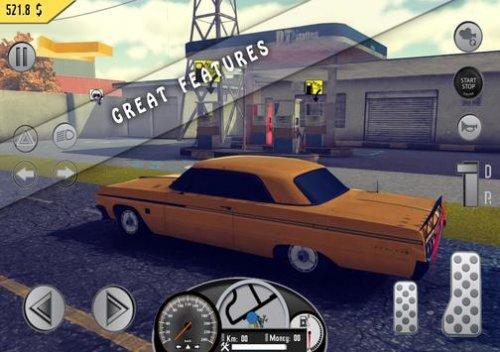 Скриншот для Taxi Simulator 1976 Pro - 3