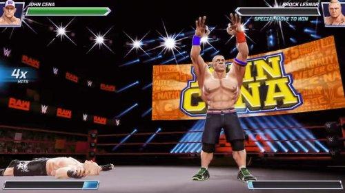 Скриншот для WWE Mayhem - 1