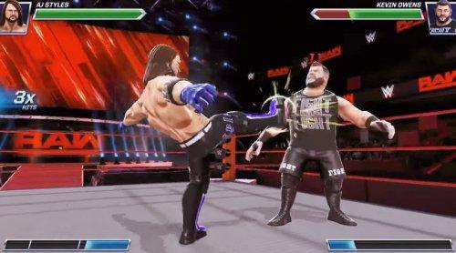 Скриншот для WWE Mayhem - 2