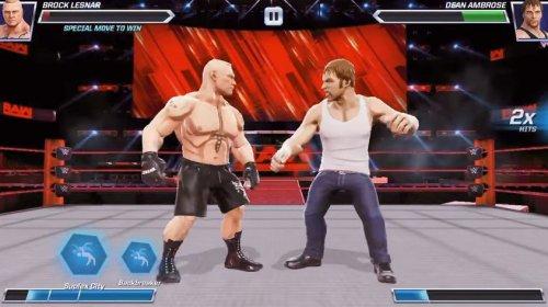 Скриншот для WWE Mayhem - 3