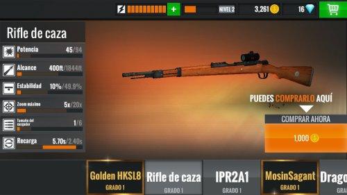 Скриншот для Sniper 3D Assassin: Free Games - 2