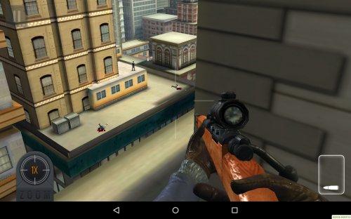 Скриншот для Sniper 3D Assassin: Free Games - 1