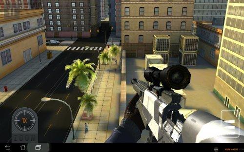 Скриншот для Sniper 3D Assassin: Free Games - 3
