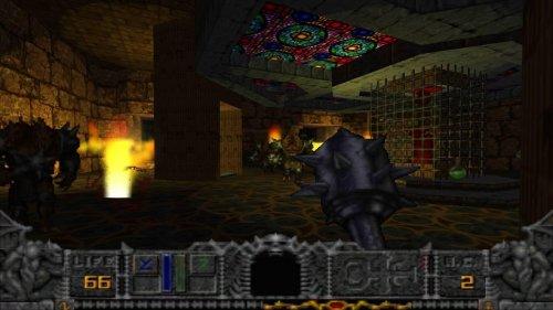 Скриншот для Hexen GLES - 1