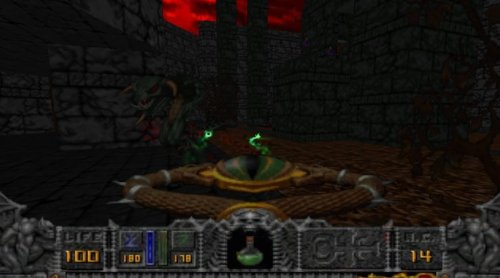 Скриншот для Hexen GLES - 3