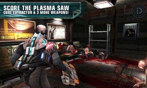 Скриншот для Dead space - 3