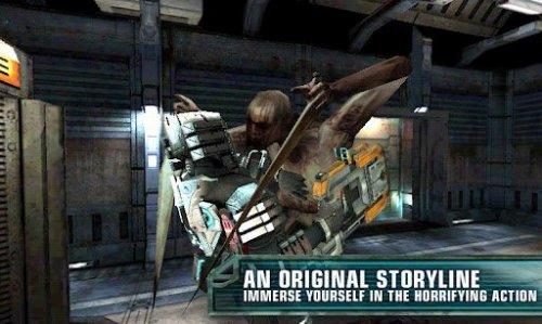 Скриншот для Dead space - 2