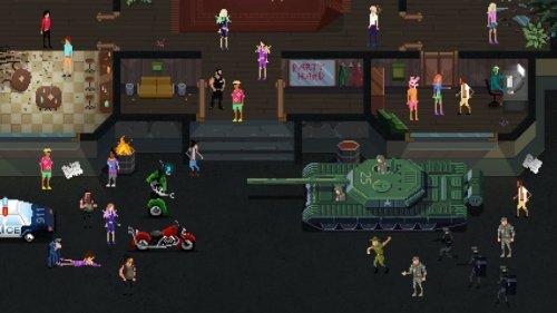 Скриншот для Party Hard Go - 2