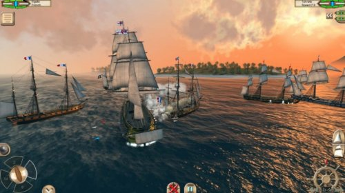 Скриншот для The Pirate: Caribbean Hunt - 3
