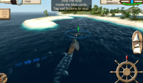 Скриншот для The Pirate: Caribbean Hunt - 2