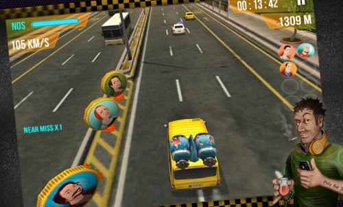 Скриншот для Dolmus Driver - 3